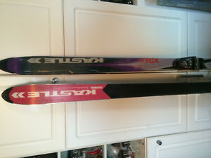 Kastle TCX downhill skis 180 cm