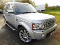 2012 Land Rover Discovery 3.0 SDV6 255 HSE 5dr Auto FLRSH! Huge Spec! 5 door...