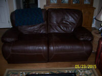 Duel-control electric love seat