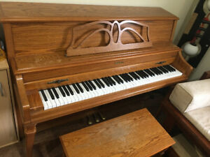 Piano for $150