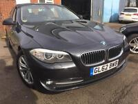 2012 BMW 5 Series 2.0 520d SE 4dr