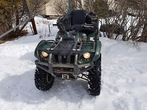 2002 660 Grizzly