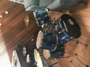 Drum peavy 7 morceaux