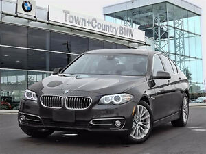 2015 BMW 528 Demo vehicle