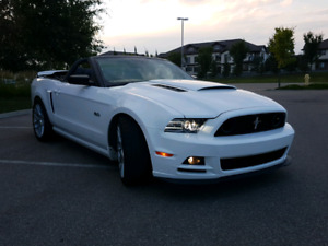 Roush supercharged 2013 mustang GT California special convertibl