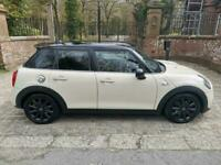 15 PLATE MINI COOPER SD 5DR HATCH DIESEL 76,271 MILES 1 OWN CHILI PACK MEDIA XL