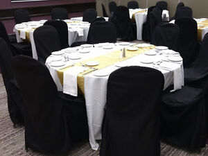 Chair Covers, Linens, & Decor for Weddings/Events Cambridge Kitchener Area image 6