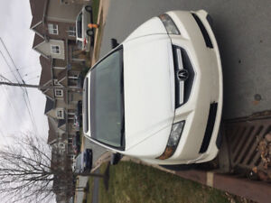 2004 WHITE ACURA TL 249,000 KMS