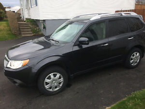 2012 Subaru Forester Touring SUV, Crossover