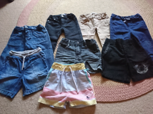 Boys size 0 clothes the lot $15