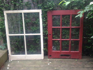 Antique Window for Crafts, Events, Home Decor or Displays