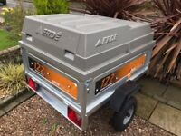 Erde 122 Tipping trailer and hardtop *Brand New*