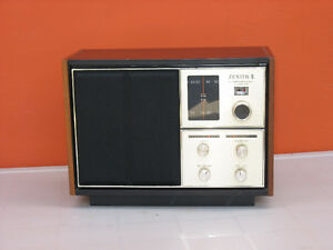 Ancien radio Zenith