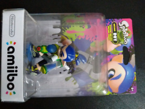 Nintendo super smash Bros Amiibos (not sealed have been opened )