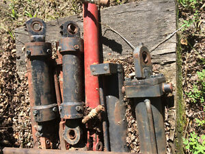 Never used hydraulic cylinders
