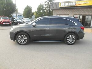 2014 Acura MDX SH-AWD 6-Spd AT w/Tech Package Peterborough Peterborough Area image 3