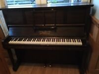 FREE Acoustic Piano - would need to be collected.