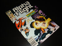 MARVEL COMICS-ALPHA FLIGHT-N.31-LIVRE/BOOK