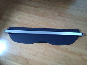 Subaru Outback Rear Trunk Retractable Black