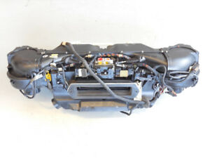 Porsche 911 1991 A/C Heater Box W/Blower Motors 96484357311