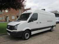 2011 61 VOLKSWAGEN CRAFTER 2.0 TDI CR35 LWB HIGH ROOF. 1 OWNER. PX WELCOME. DIES