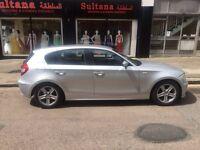 Bmw 116i 2006 1- lady owner tax mot clean car px swap bargain