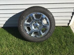 Factory rim and tire for Ford F-150