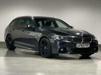 2014 BMW 5 Series 520d M Sport 5dr Step Auto ESTATE Diesel Automatic