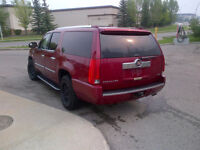 2007 Cadillac Escalade SUV, Crossover $13,000.00 as is FIRM