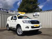 Toyota Hi-Lux 3.0D-4D 2014MY Invincible 4X4