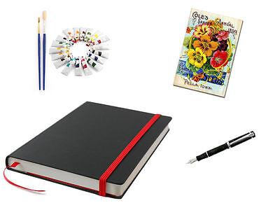 Trage während der Gartenarbeit ein Notizbuch bei Dir!
