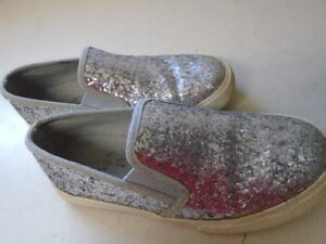 Girl's size 13 Sparkle Runners  for sale
