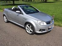 Vauxhall Tigra Exclusive 2006