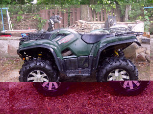 2009 Grizzly 700 eps