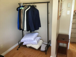 Metal Rack for Clothes Etc