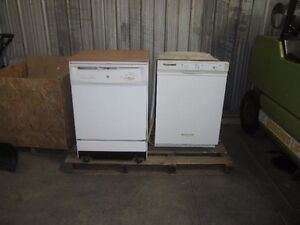 Two dishwashers - 6187 - one sold