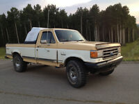 1989 Ford F-150 Coupe (2 door)