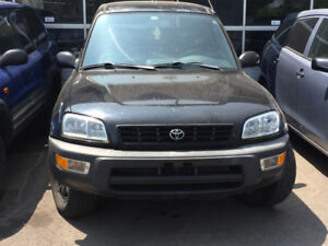 Toyota RAV4 1998 automatic