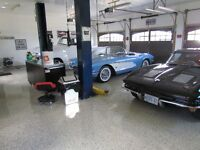 Epoxy and Performance Floor Coating Design and Install