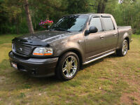 2002 Supercharged Harley Edition F-150