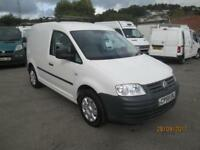 2009/59 Volkswagen Caddy 1.9TDI PD ( 104PS ) C20 *** NO VAT TO PAY ***
