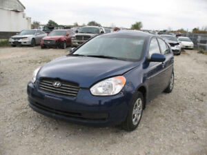 LAST CHANCE FOR PARTS 2010 HYUNDAI ACCENT  @ PICNSAVE WOODSTOCK