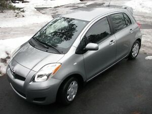 2010 Toyota Yaris LE, Automatique, antirouille 92 610km
