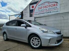 Toyota PRIUS+ Auto MPV Petrol/Electric Hybrid Automatic