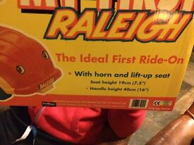Raleigh child's toy