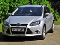2014 Ford FOCUS 1.6 ZETEC TDCI Manual Hatchback