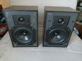 80s Kef c10 speakers