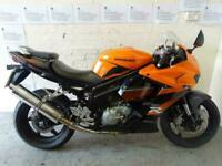 Hyosung GT 650 R low mileage Video tour available Social distancing delivery