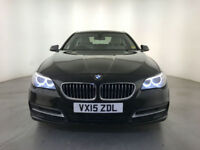2015 BMW 518D SE DIESEL 4 DOOR SALOON LEATHER INTERIOR 1 OWNER SERVICE HISTORY