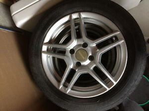 Mags 15po honda civic bolt pattern: 4x100